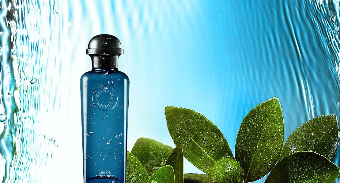 Hermès Eau de Citron Noir Cologne | Reastars Perfume and Beauty magazine