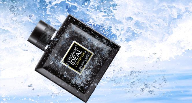 L'Homme Idéal L'Intense, the new masculine Guerlain fragrance