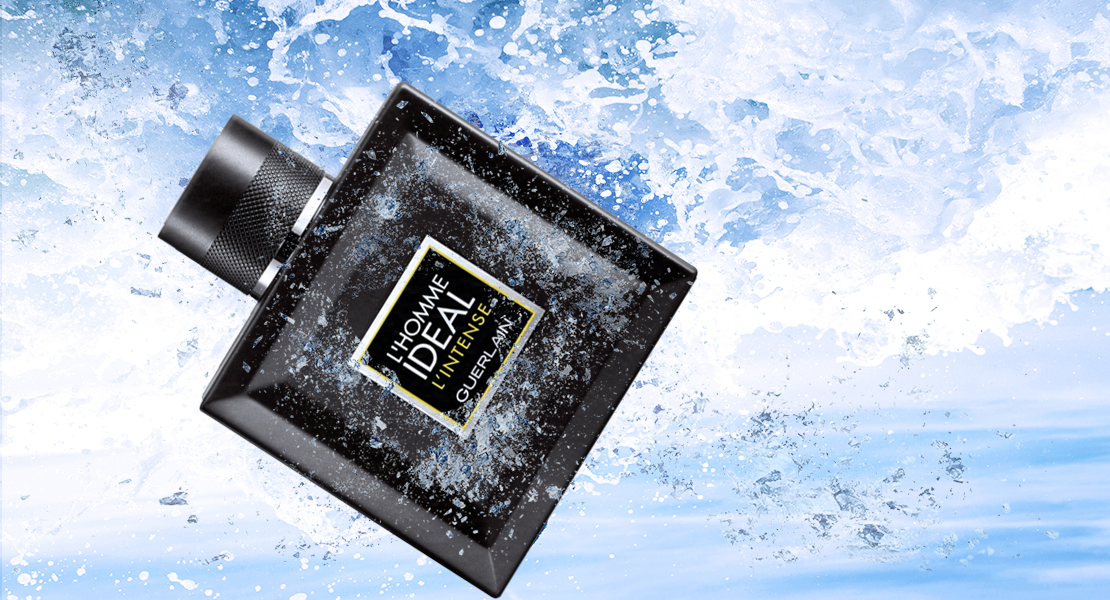 L'Homme Idéal L'Intense, the new masculine Guerlain | Reastars Perfume and  Beauty magazine
