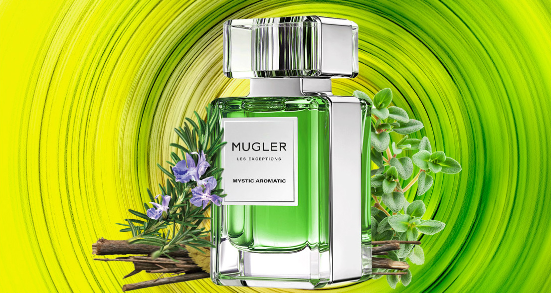 Mugler Les Exceptions Mystic Aromatic 2018 perfume