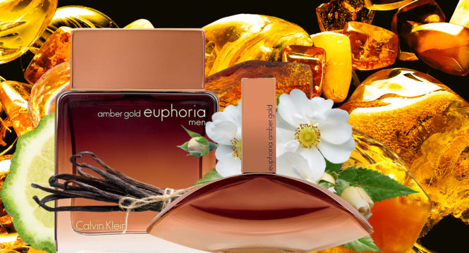 Calvin Klein Euphoria Amber Gold perfumes 2018