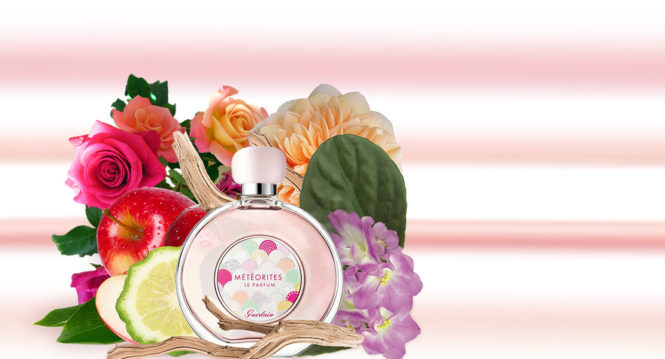 Météorites le Parfum, the new Guerlain fragrance 2018