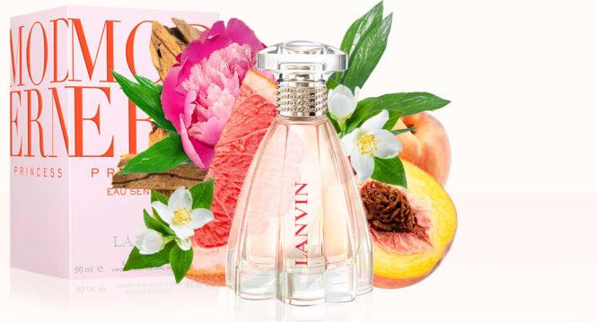 Modern Princess Eau Sensuelle Lanvin new fragrance 2018