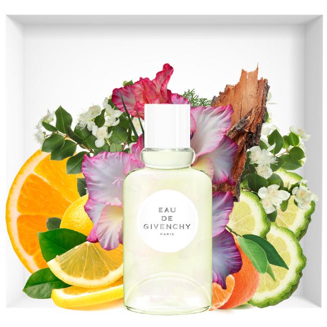 New perfume Eau De Givenchy 2018 at reastars