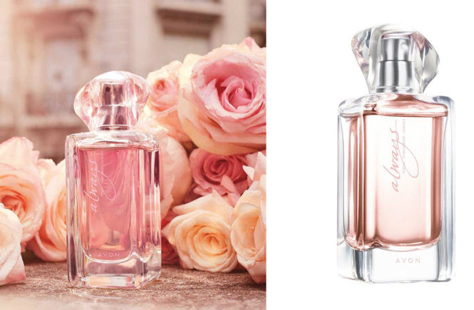 New Always Eau De Parfum From Avon Reastars Perfume And Beauty