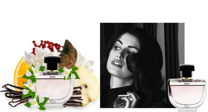 Infini Caron for women 2018 new fragrance
