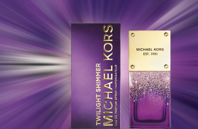 Michael Kors Twilight Shimmer Limited Edition perfume 2018