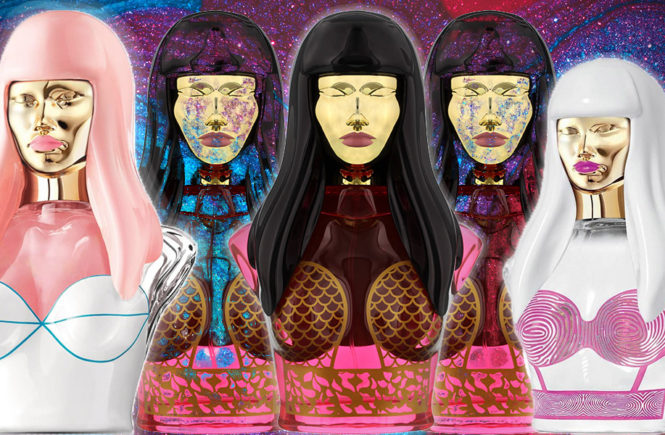Nicki Minaj new perfume september 2018