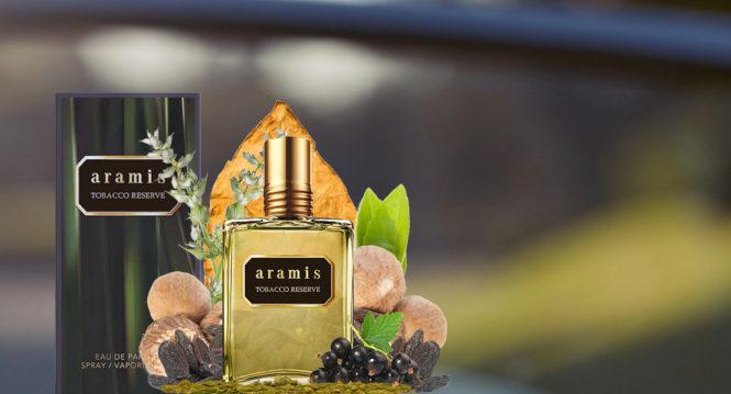 Aramis Tobacco Reserve new perfume for men 2018