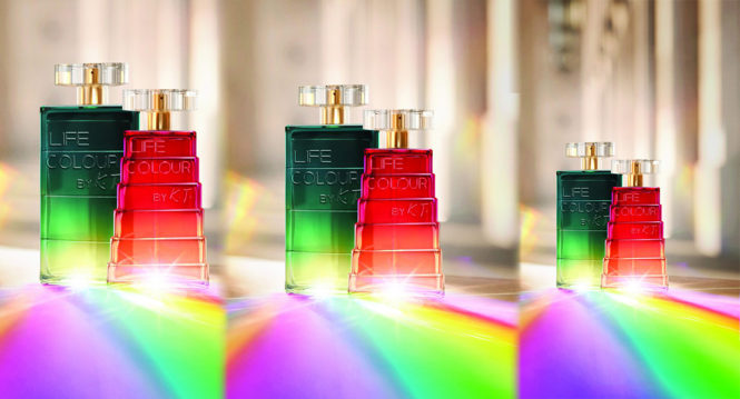 Avon Life Colour by Kenzo Takada new fragrance 2018