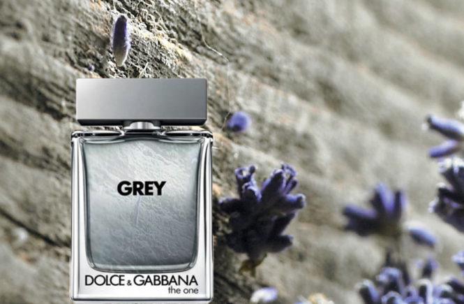 Dolce&Gabbana The One Grey new fragrance for men 2018 reastars