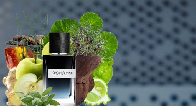 Y Eau De Parfum; Yves Saint Laurent's New Fragrance For Men