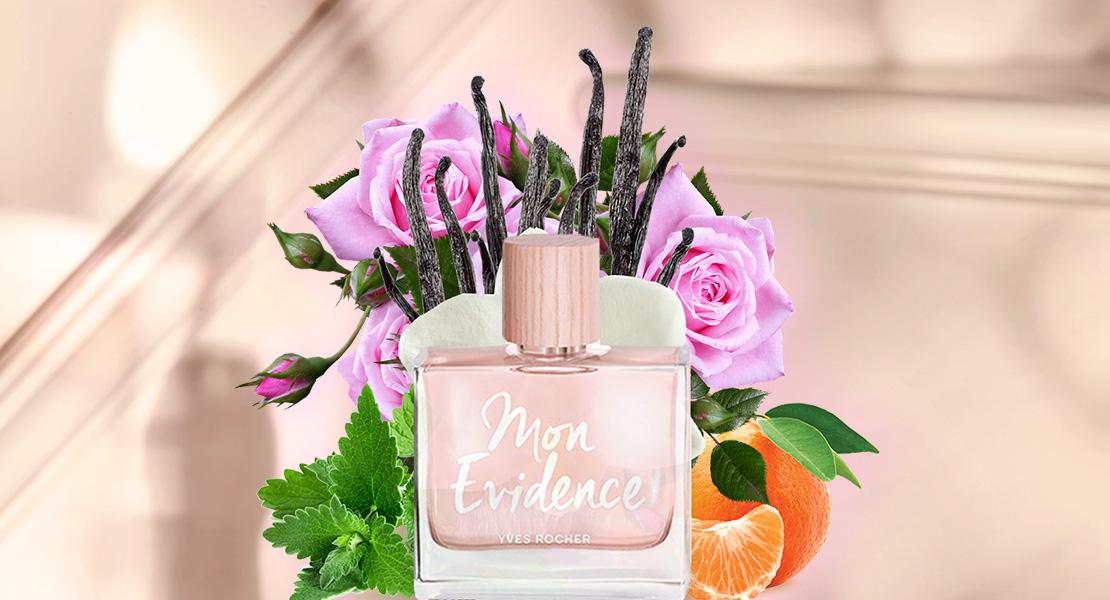 Yves Rocher Mon Evidence Latest Perfume For Women Reastars