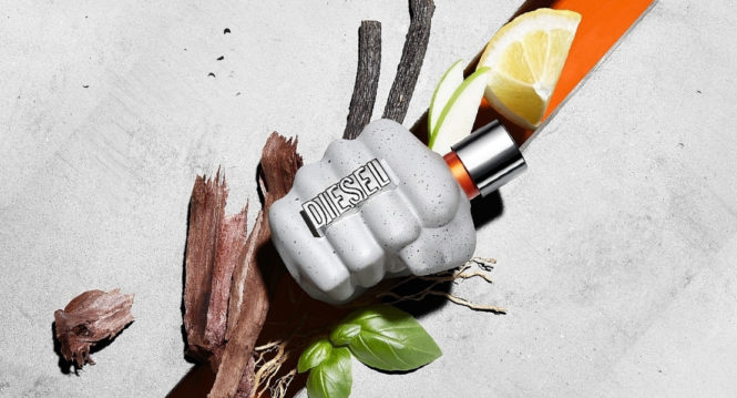 Diesel Only The Brave Street- The All New Perfume For Men