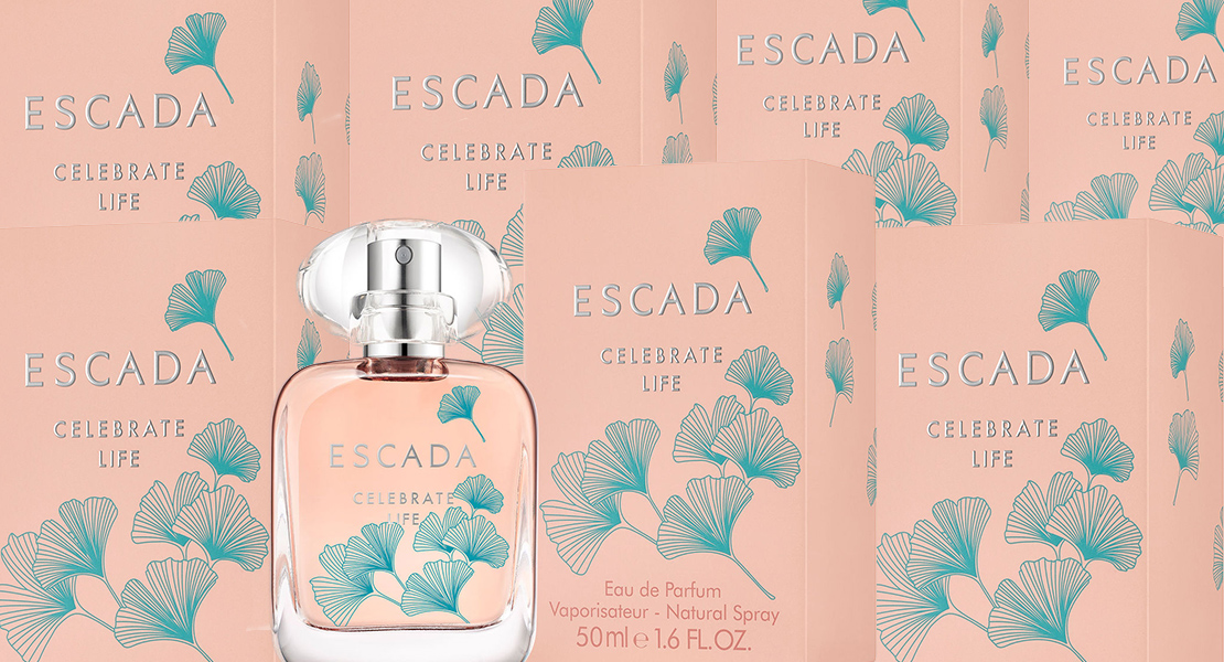 Escada Celebrate Life Reastars Perfume And Beauty Magazine