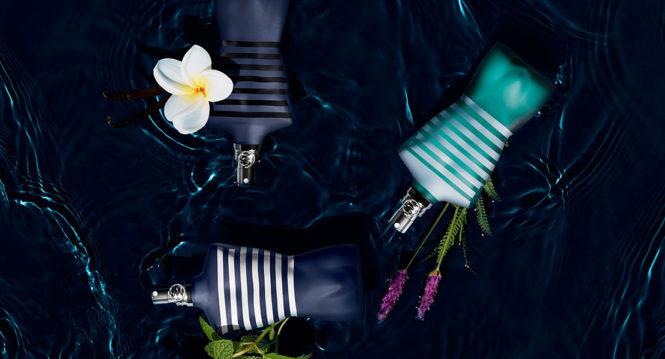 Jean Paul Gaultier Le Male In The Navy new fragrance 2018