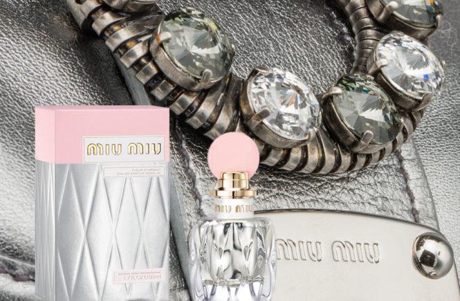 Miu Miu Fleur D'argent- Sensual And Intense Feminine new Perfume