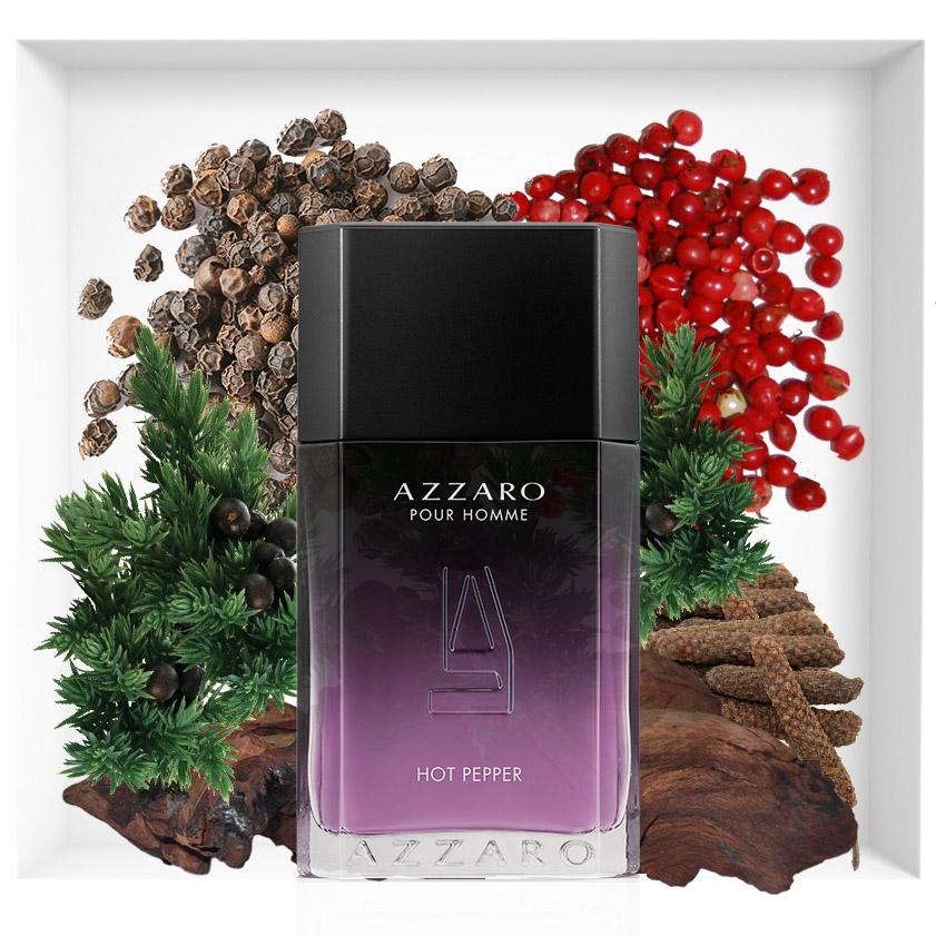290b1ecaf27 Azzaro Sensual Blends men s fragrance collection