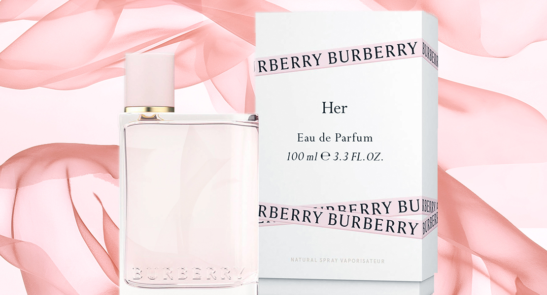 Her, Burberry's latest women's fragrance | Reastars Perfume