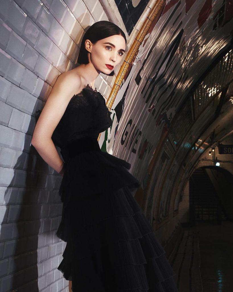Givenchy L'Interdit Rooney Mara