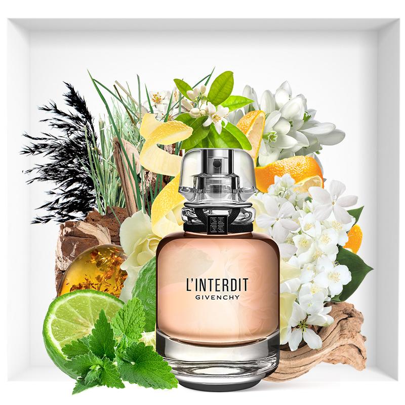 Givenchy L'Interdit fragrance 2018