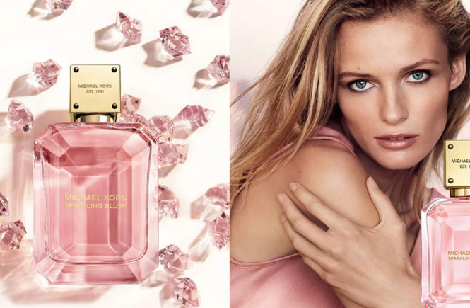 Michael Kors Sparkling Blush new fragrance