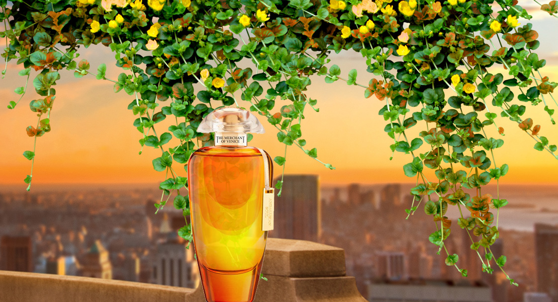 New perfume The Merchant Of Venice Andalusian Soul