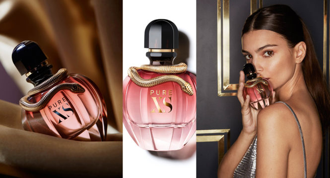 Paco Rabanne Pure XS For Her new fragrance 2018 at reastars.com