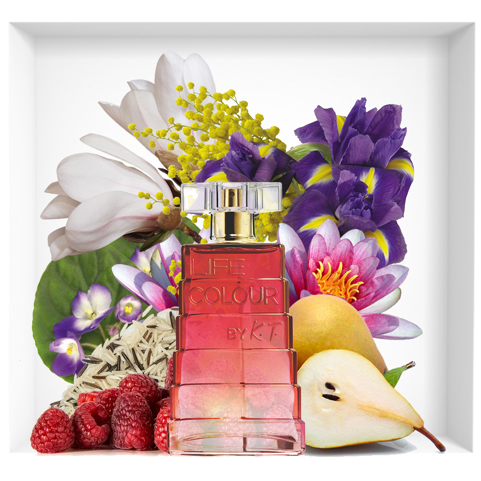 Irresistible Scent Of Positivity In A Bottle Avon Life Colour By