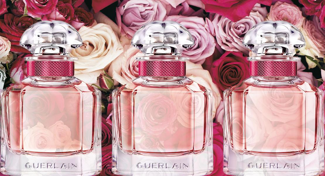 New fragrance Mon Guerlain Bloom of Rose new fragrance