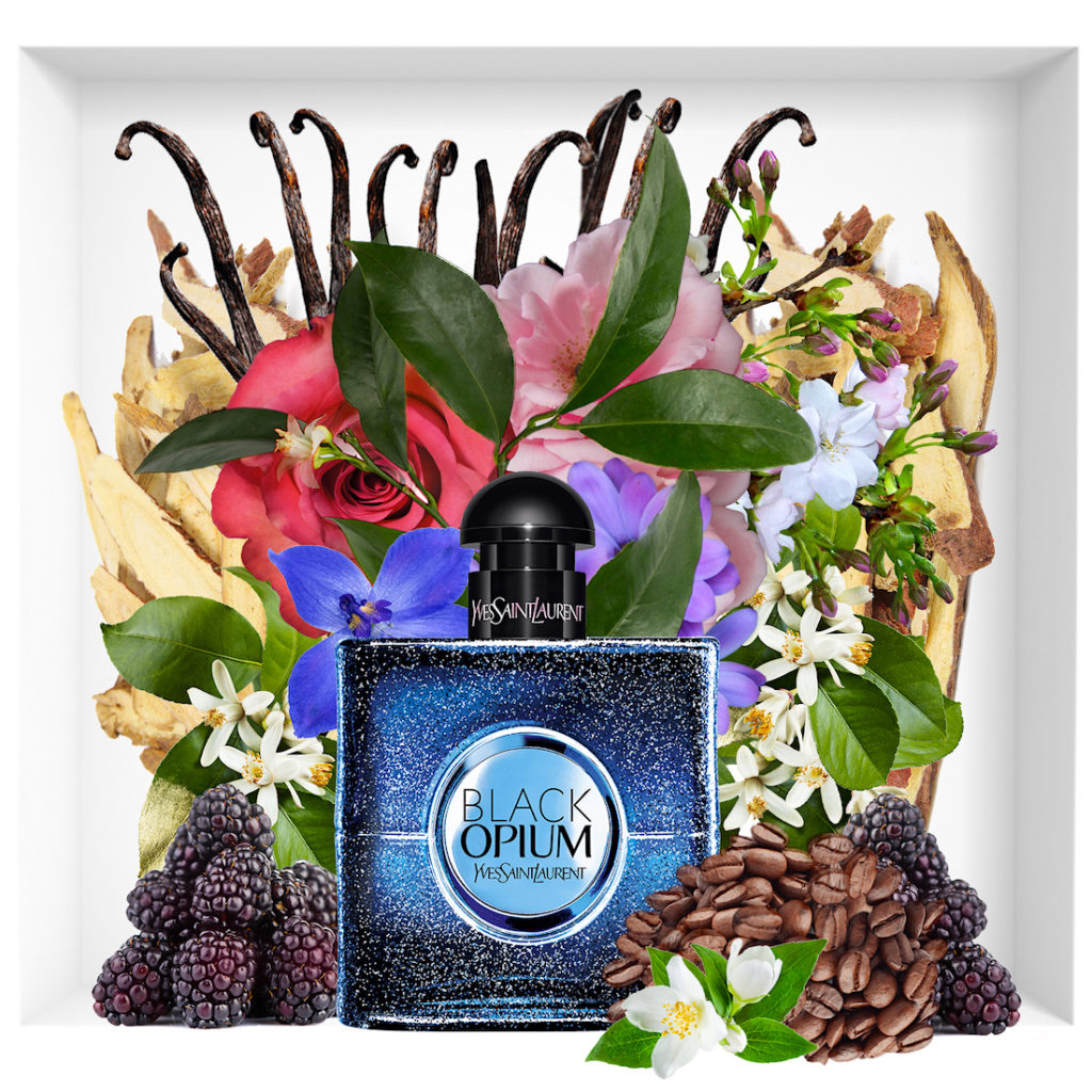 Black Opium Intense Yves Saint Laurent new fragrance 2019