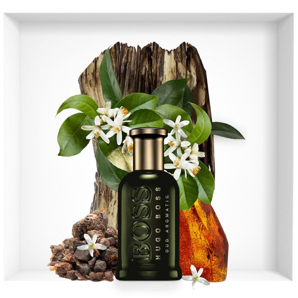 Boss Bottled Oud Aromatic Hugo Boss for men