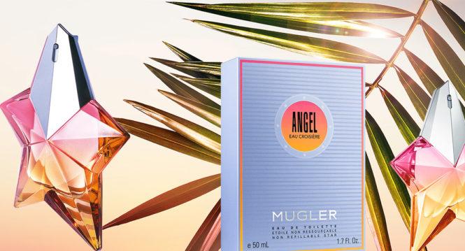 Eau de toilette Angel Eau Croisière Thierry Mugler new fragrance