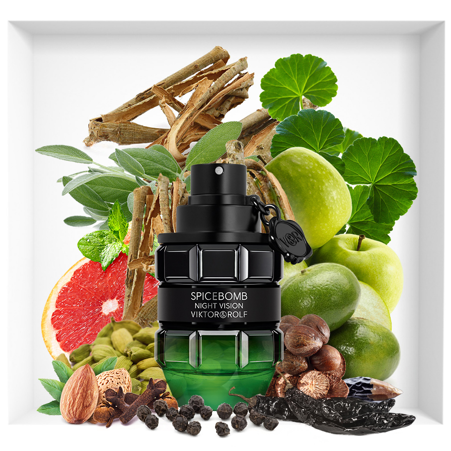Spicebomb Night Vision for men by Viktor & Rolf new fragrance 2019