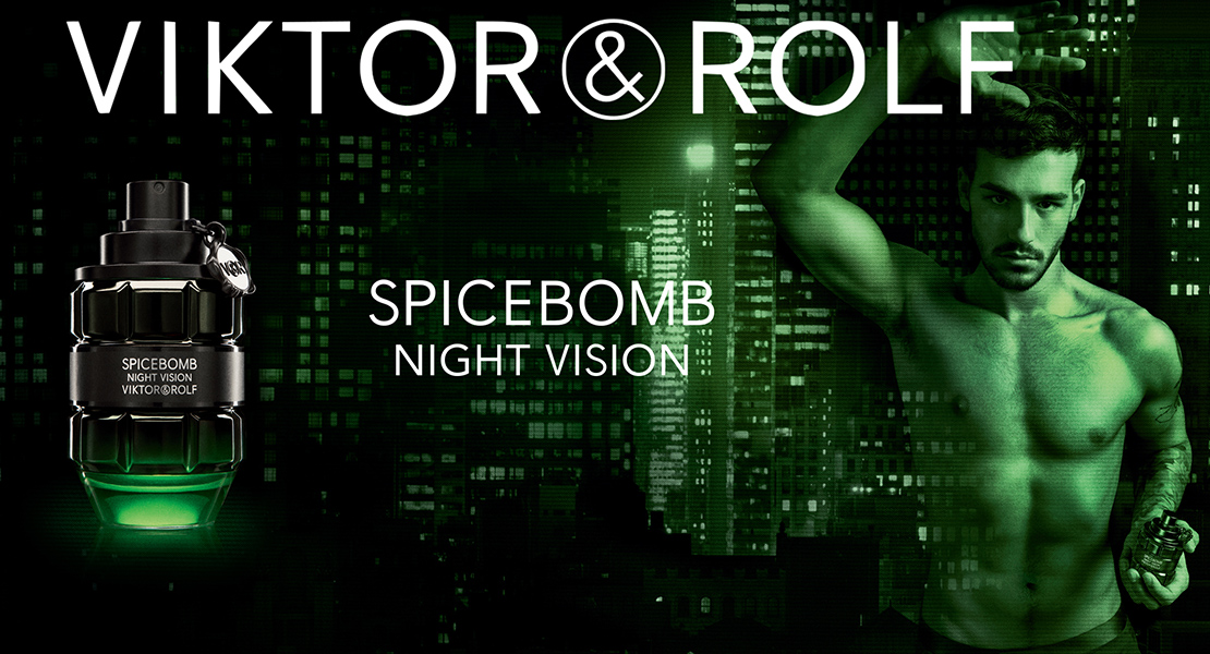 Viktor & Rolf SpiceBomb Night Vision new fragrance