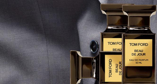new fragrance Beau de Jour tom ford 2019