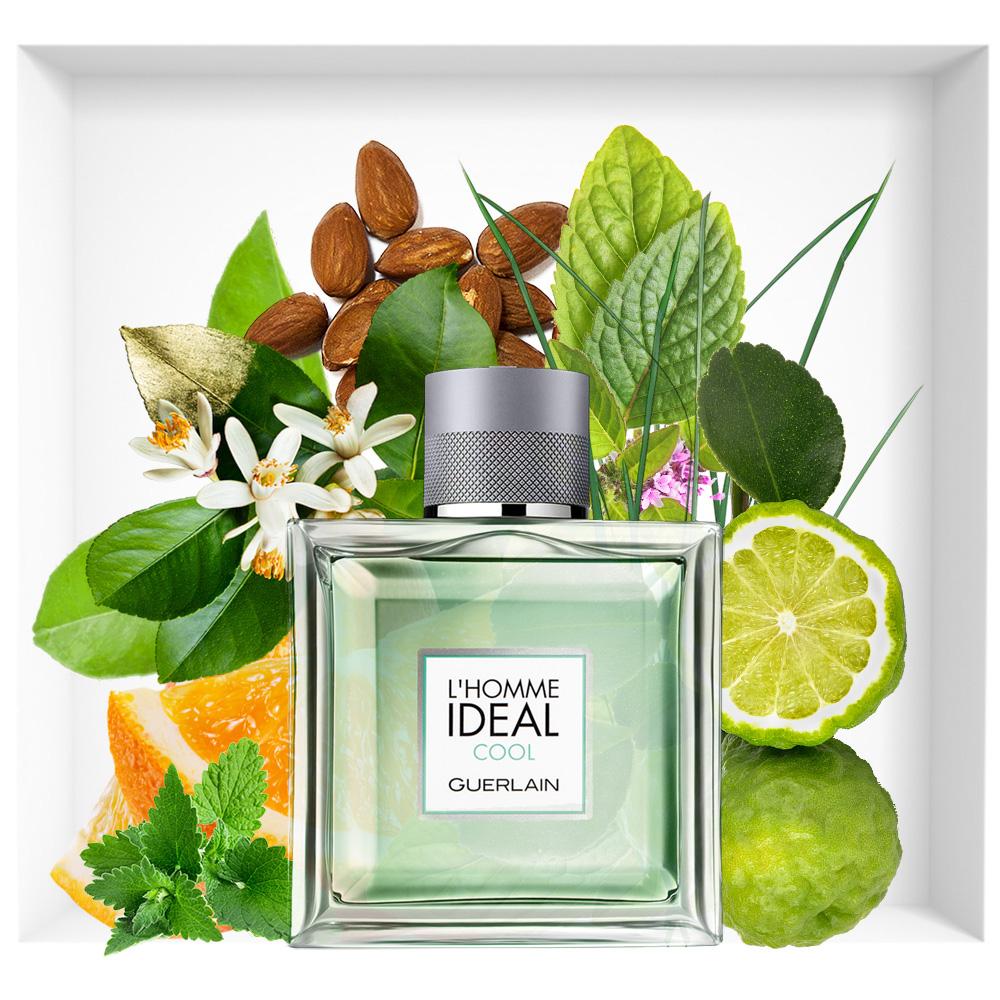 Guerlain L'Homme Idéal Cool new fragrance 2019